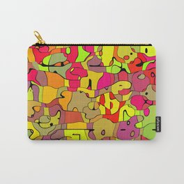 Abstract animals Carry-All Pouch