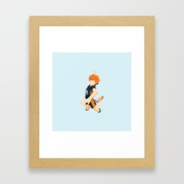 The Little Giant Framed Art Print
