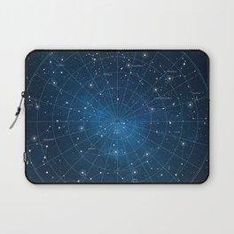 Constellation Star Map Laptop Sleeve