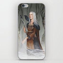 Volva ~ A Compendium of Witches iPhone Skin
