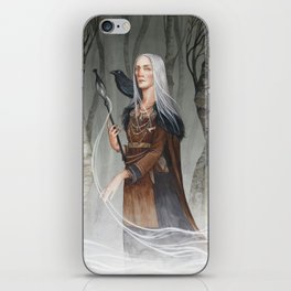 Volva ~ A Compendium of Witches iPhone Skin