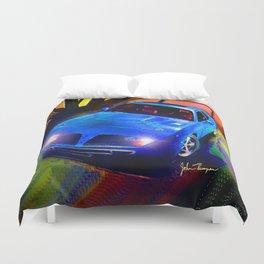Daytona Charger Duvet Cover