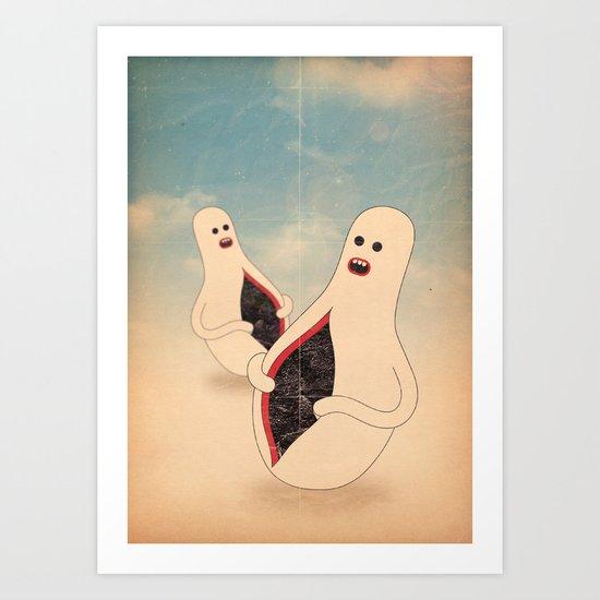mister buco Art Print
