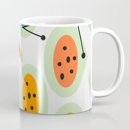 Mid-century abstraction Coffee Mug