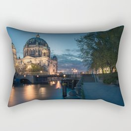 Berliner Dom Rectangular Pillow