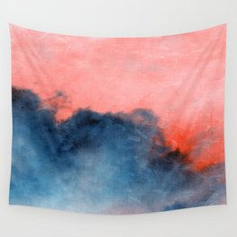 sky paint series II Wall Tapestry