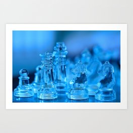 Its Your Move. Art Print