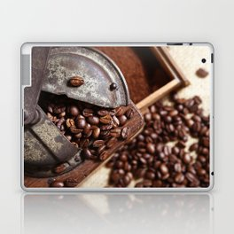 Coffee grinder with coffee beans picture 2 Laptop & iPad Skin