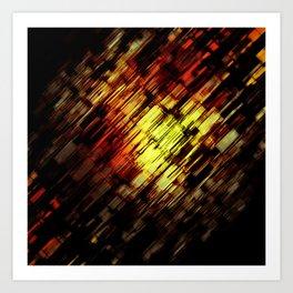 LightWay 2 Art Print