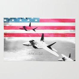 Air Force USA USAF Rug
