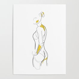 BodyLineart - Bootycall Poster