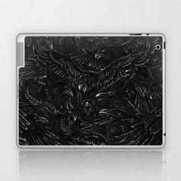 Raven Rage Laptop & iPad Skin