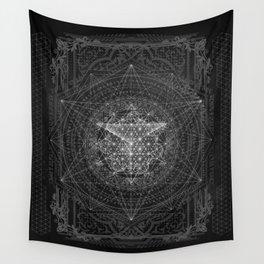 Dark Matter - by Aeonic Wall Tapestry