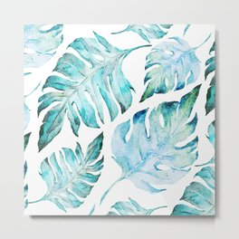 love tropical Metal Print