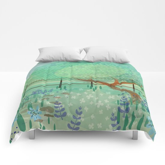 Country Lane Comforters
