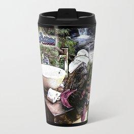 American Raccoon: Myths & Cleanliness Travel Mug
