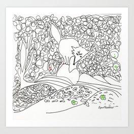 Lobito Art Print