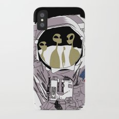 Meet Buzz Aldrin Slim Case iPhone X