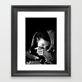Erudite Framed Art Print