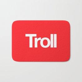 Troll Bath Mat