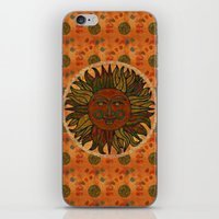 grunge iPhone & iPod Skins featuring Grunge by BohemianBound