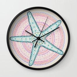 Seastar Wall Clock