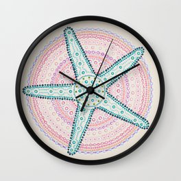 Seastar Wall Clock