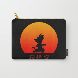 Young Saiyan Warrior Carry-All Pouch