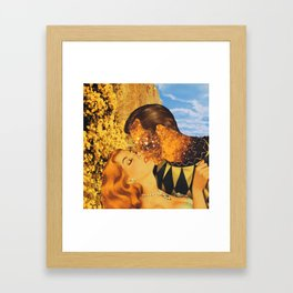 Implosion  Framed Art Print