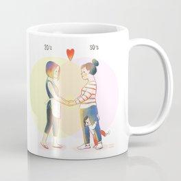 20s and 30s Coffee Mug