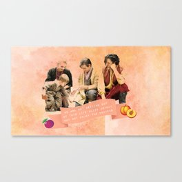Coldwater-Waugh Family Canvas Print