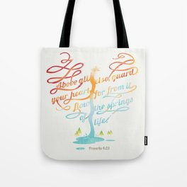 You heart Tote Bag