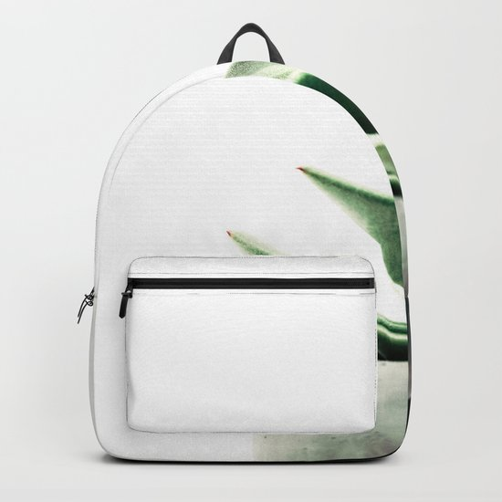 Simply Succulent Backpack