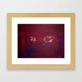 Corpse Framed Art Print