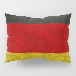 Flag of Germany - Vintage version Pillow Sham