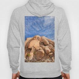 Joshua Tree Rocks Hoody