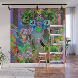 OUTDOORS Wall Mural