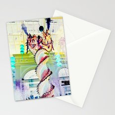 Twisted Stationery Cards