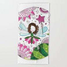 Fairy Beach Towel