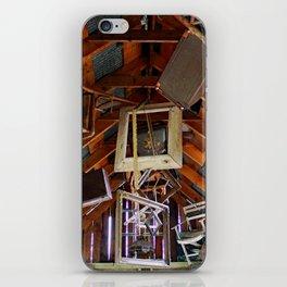Serendipity iPhone Skin