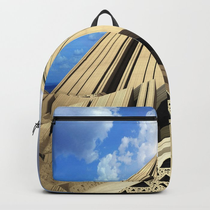 Pyramid of the Daylight Backpack