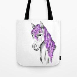 Princess Horse Tote Bag