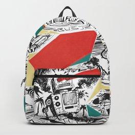 Mechtopia Backpack