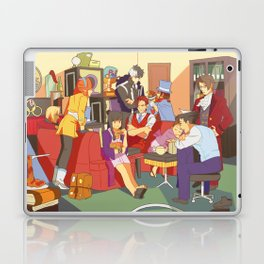 the wright anything agency Laptop & iPad Skin