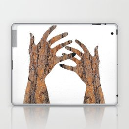 In Your Hands Laptop & iPad Skin