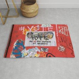 Vote Rug