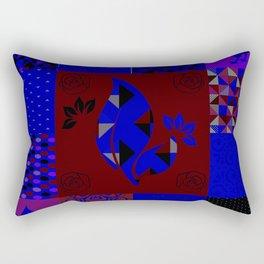 Patchwork41 Rectangular Pillow