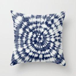 Tie Dye 5 Throw Pillow
