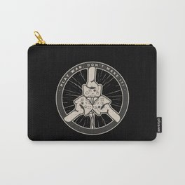 GAMER WAR QUOTE Carry-All Pouch