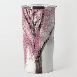 Pink Willow Travel Mug